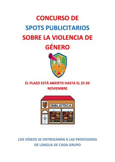 CONCURSO SPOT PUBLICITARIO